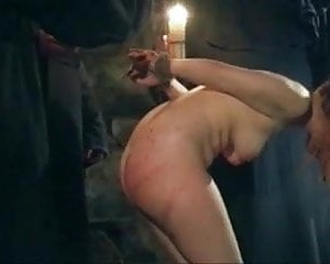 Hexen nackt gequält