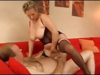 Reife Muschi-Pic Schwarzer Couger-Porno