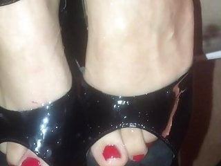 high heels und strapse fick im bordell