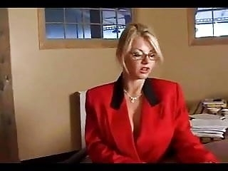 Vicky Vette new hire interview - He wants to work for her