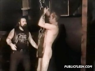 Vintage Gay Suspension And Fisting