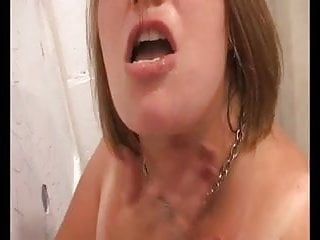 Her First Glory Hole Spunking! (BBW)